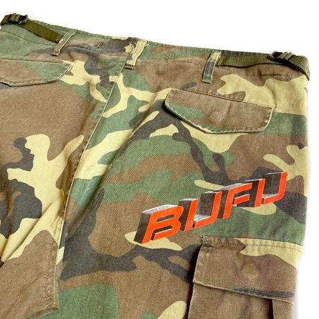 DUMMY YUMMY / BUFU 3D LOGO M-65 FIELD PANTS