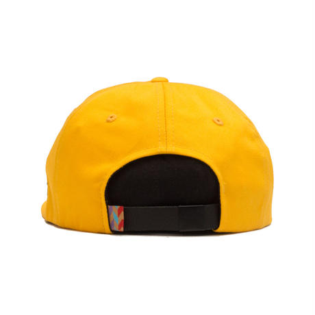ALPHABET SOUP / 6 PANEL CAP Type F