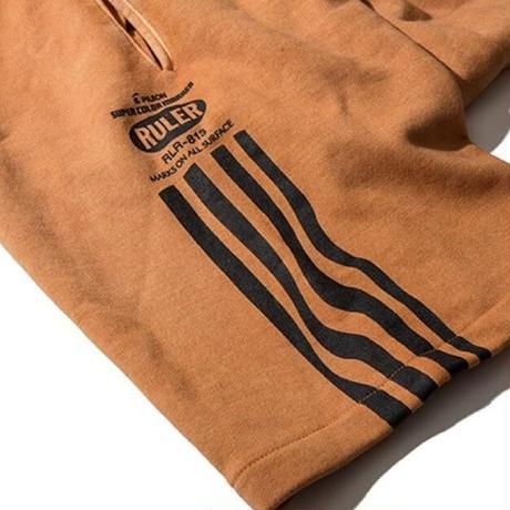 RULER / Pigment-Dye Sweat Shorts (3colors)