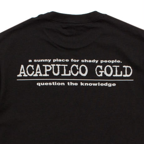ACAPULCO GOLD / LEARNING TEE (3colors)