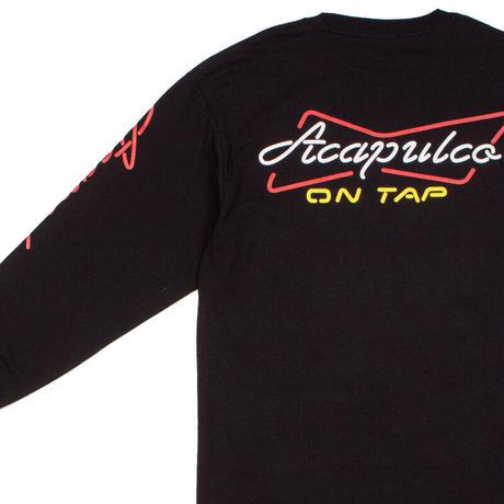 ACAPULCO GOLD / Buy Back Retro LS Tee (2colos)