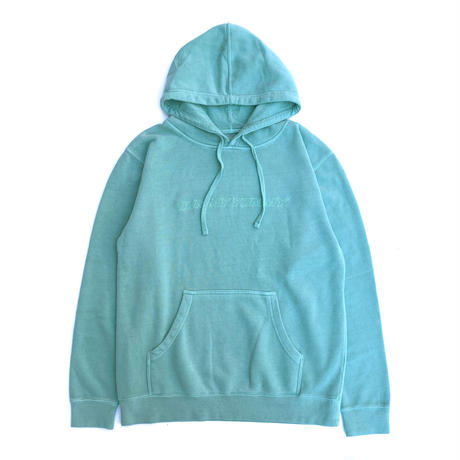 DUMMY YUMMY / Pigment Dyed Pullover Hoodie (4colors)