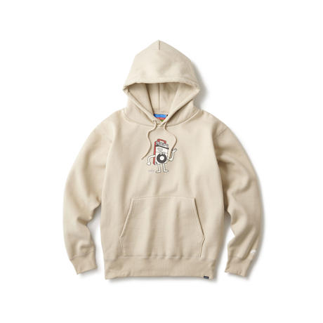 POLITO × INTERBREED HELLO GEE PEE 3RD HOODIE