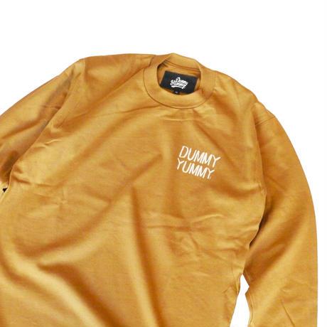DUMMY YUMMY/ IVORY LONG SLEEVE T-SHIRT