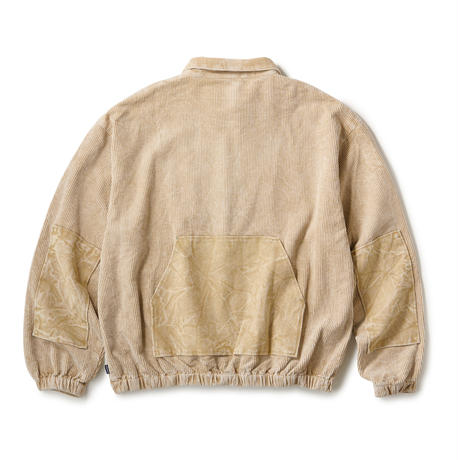 INTERBREED / CRACKED CORDUROY JACKET (2colors)