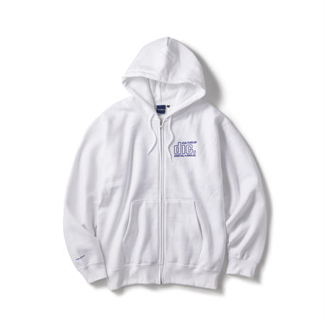 "disk union x INTERBREED ""Culture Lovers Zip Hoodie"""