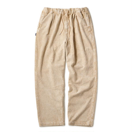 INTERBREED / CRACKED CORDUROY TROUSER (2colors)