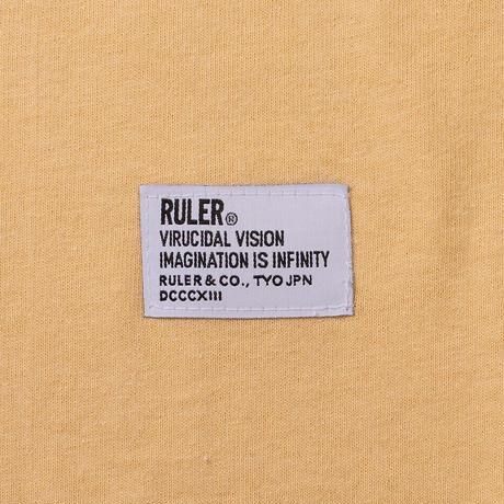 RULER / Icon Awaken Tee (3colors)