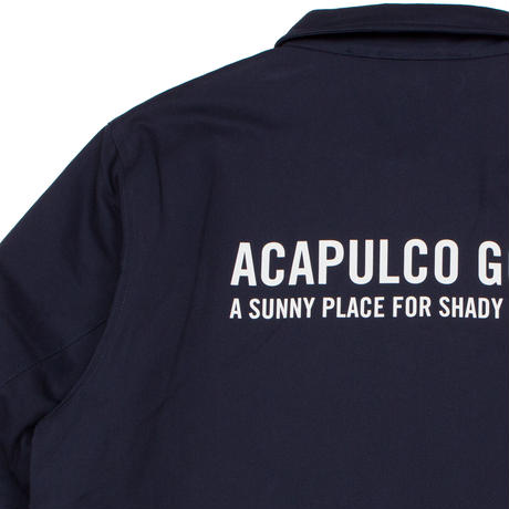 ACAPULCO GOLD / AG QUILTED CORCH JACKET (2colors)