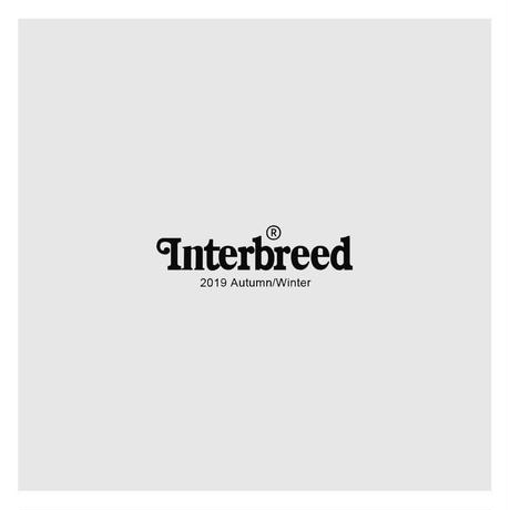 INTERBREED/ REBELLION LONG SLEEVE T-SHIRT