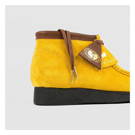 CLARKS ORIGINALS x WU WEAR Wallabee