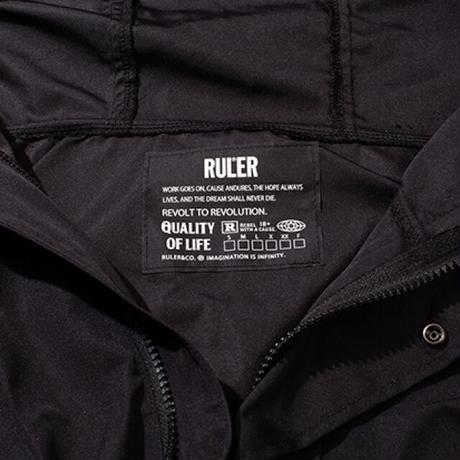 RULER / I.D. Mountain Parka (2colors)