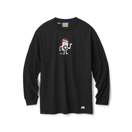 POLITO HELLO GEE PEE 3rd LS TEE