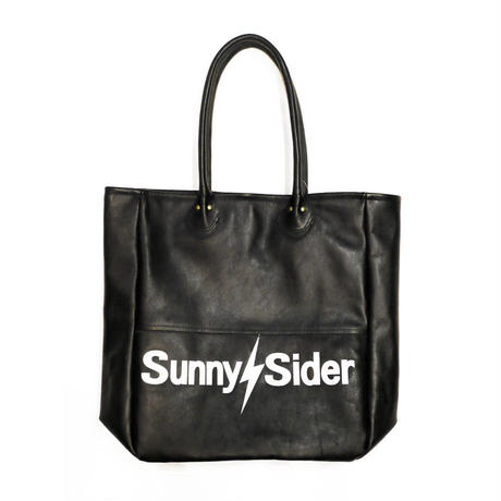 Sunny c sider × Vanson leather Tote Bag