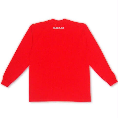 DEALERS PLAYERS / Embroidered OG Logo Long Sleeve T-shirt (2colors)