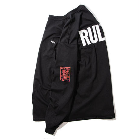 RULER / ICON LONG TEE (2colors)