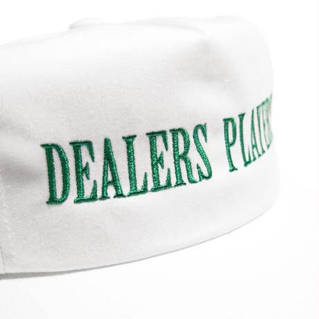 DEALERS PLAYERS/ Dollar OG Snapback Cap (2colors)