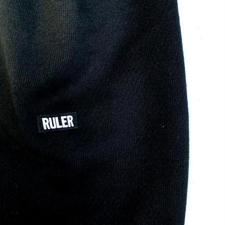 RULER / DFTS CP REVERSEWEAVE SWEATHOODIE (3colors)