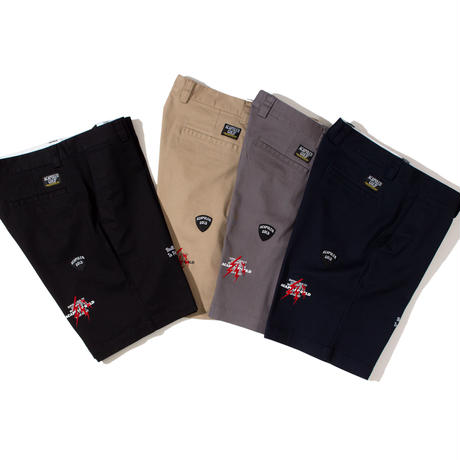 ACAPULCO GOLD / Twill Work Shorts (4colors)