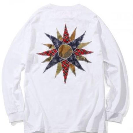 HYPNOTIC PATTERN LS TEE