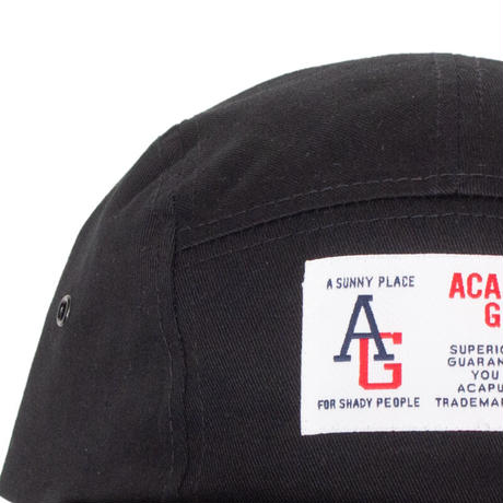 ACAPULCO GOLD / AG CAMP CAP (4colors)