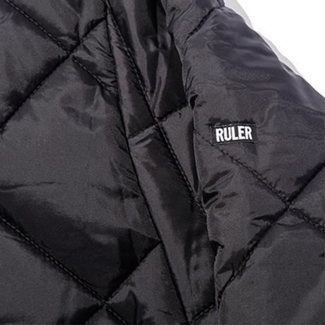 RULER / HERBS KILTING JACKET