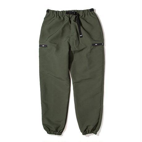 RULER / Nylon Cargo Track Pants (2colors)