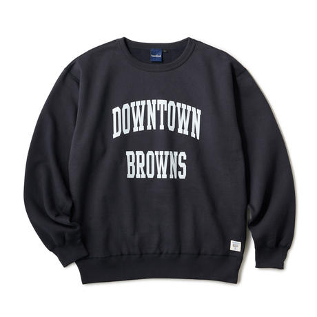 INTERBREED / BROWNS COLLEGE CREW (2colors)