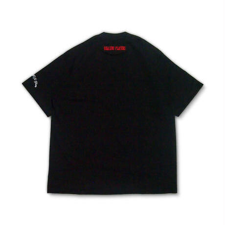 DEALERS PLAYERS / Embroidered OG T-shirt (2colors)