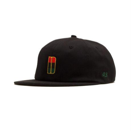 ALPHABET SOUP / 6 PANEL CAP Type D