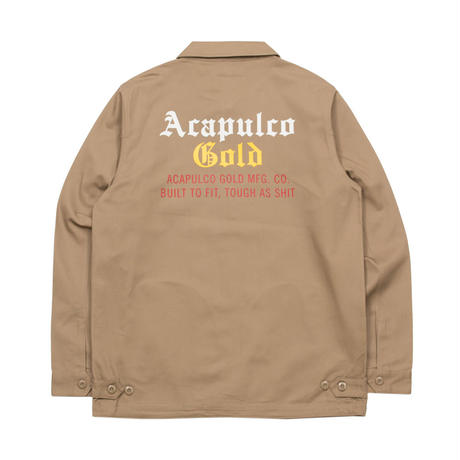 ACAPULCO GOLD / MEMBERS JACKET