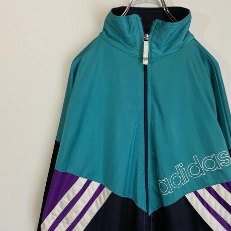 アディダス ナイロンジャケット adidas ビッグシルエット  90s