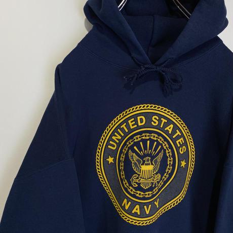 アメリカ海軍 スウェット パーカー United state Navy
