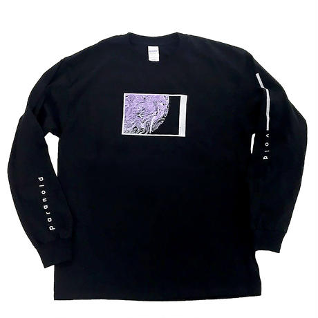 Long sleeve T-shirts  - s p a c e . -  / Black