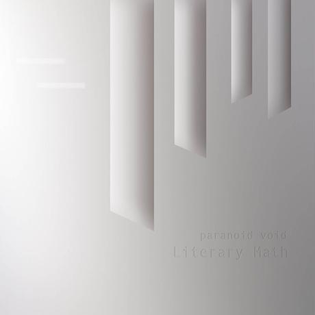 paranoid void 1st Full Album 『Literary Math』-CD-