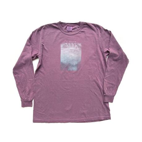 Long sleeve -or absence- purple