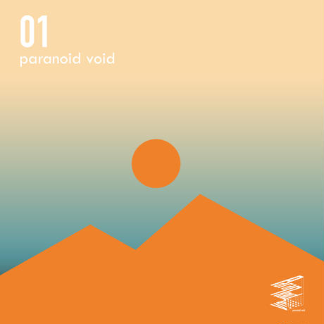 paranoid void 1st single『01』