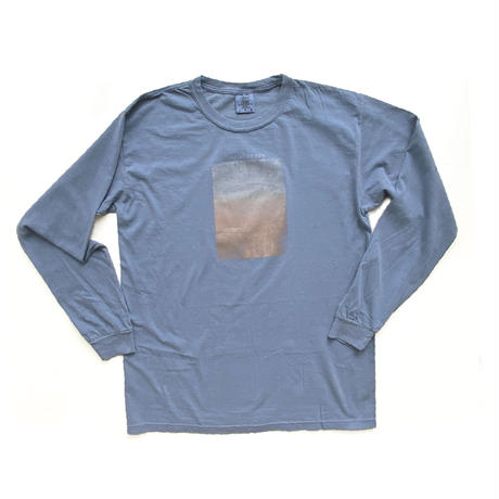Long sleeve T-shirts  -or absence- blue