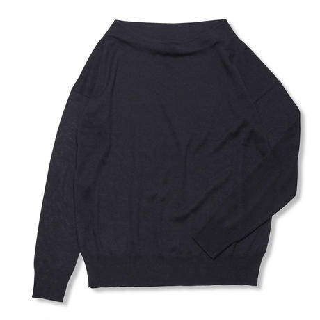 PA9SS-KT03 SUMMER BLEND BOTTLE NECK KNIT