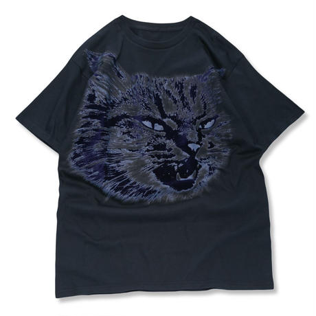 CA9SS-JE81 FLOCKY CAT BIG TEE