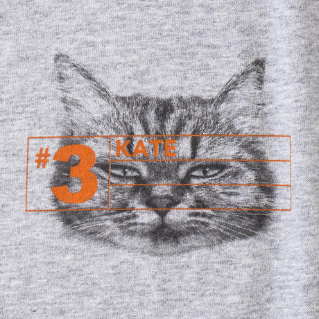 CA8SS-JE33 NUMBERING TEE - #3 KATE
