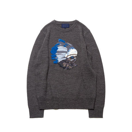 CA8AW-KT03 MOCO MOCO INDIAN KATE KNIT