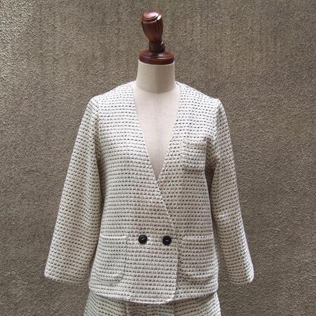 1401-02-101 Summer Tweed Jacket