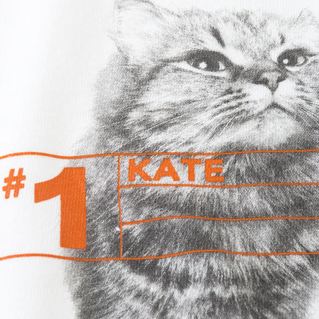 CA8SS-JE31 NUMBERING TEE - #1 KATE