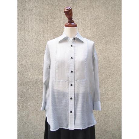 【SALE】50%OFF 1310-01-106 Silky Border Shirt