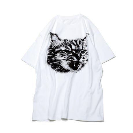 CA8AW-JE81 FLOCKY CAT TEE