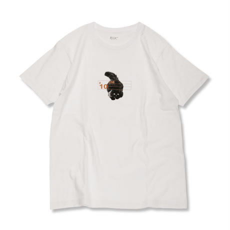 CA9SS-JE34 DONATION NUMBERING TEE #10 UNI