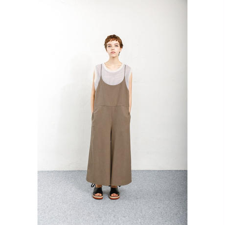 PA9SS-JP02 LACE-UP JUMPSUITS