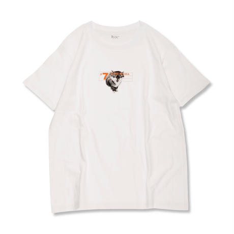 CA9SS-JE31 DONATION NUMBERING TEE #7 CHIMI MAMA