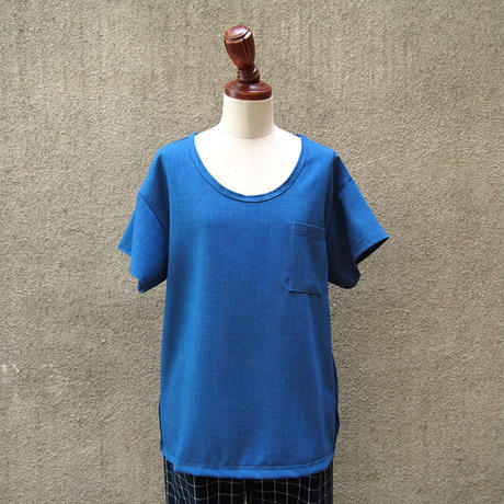 1401-06-108 Back Satin T-Shirt